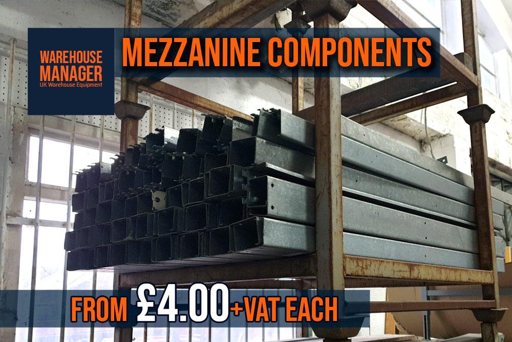 Mezzanine Components / Mini Purlins UGR031