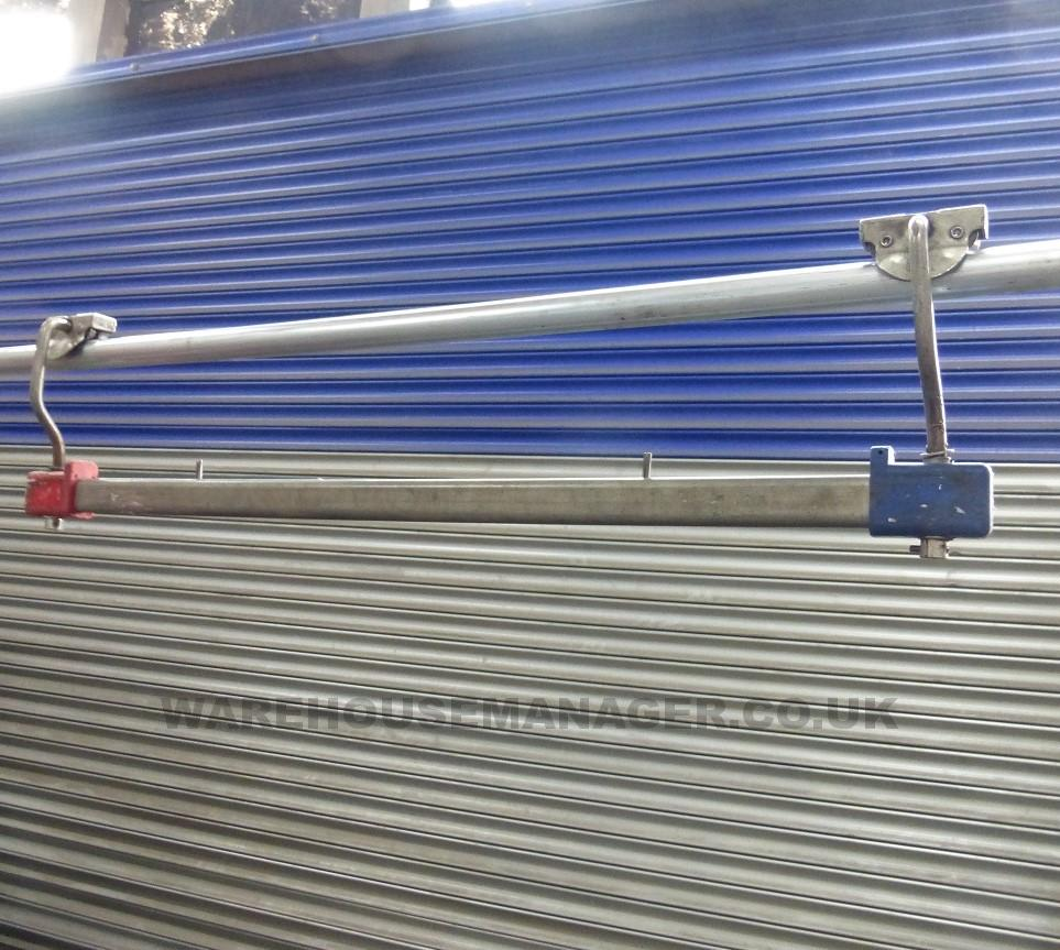 Used Speedrail Trolleys USPRT007